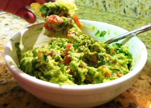 Party Perfect Guacamole