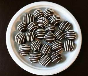 Death By Brownie Bites