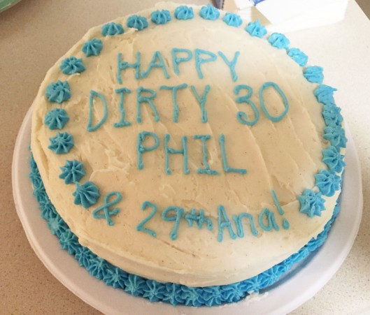 Phil's Dirty 30